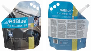 AdBlue by Yara for passanger cars