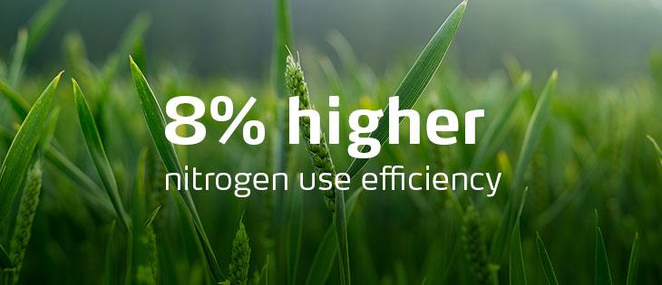 Nitrogen-use efficiency